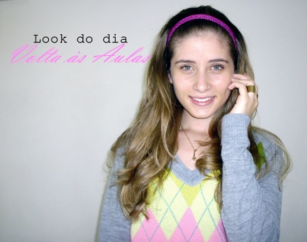 look do dia - capa